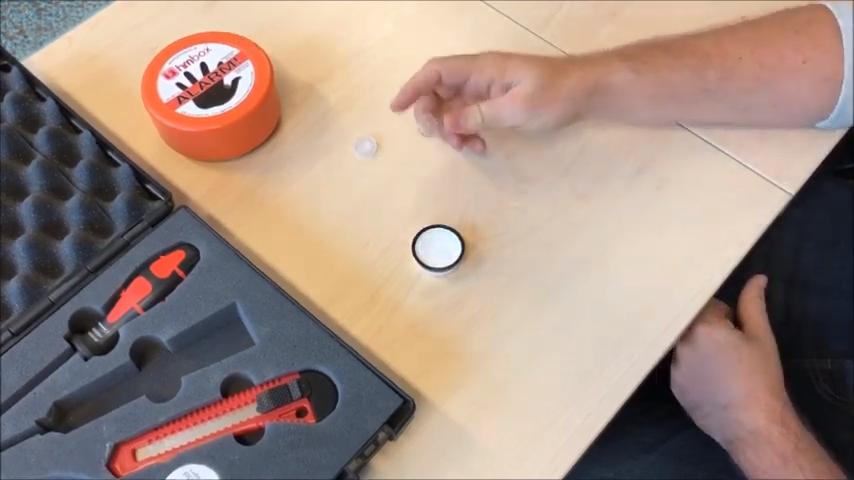 HMBox Sensorkalibrierung