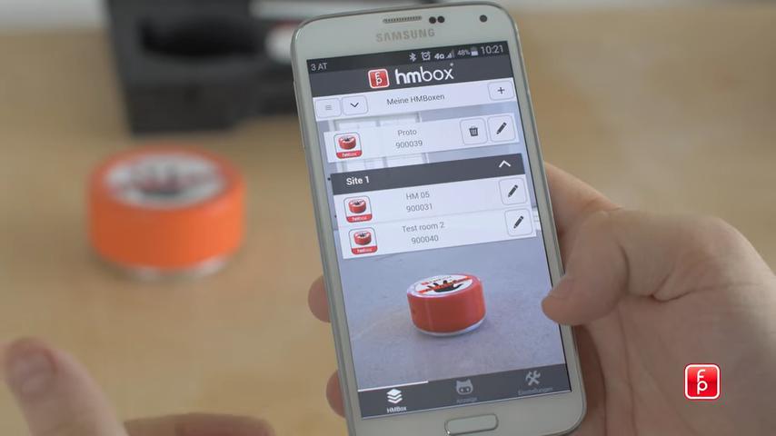 HMBox Videotutorial 3_ Aktivierent